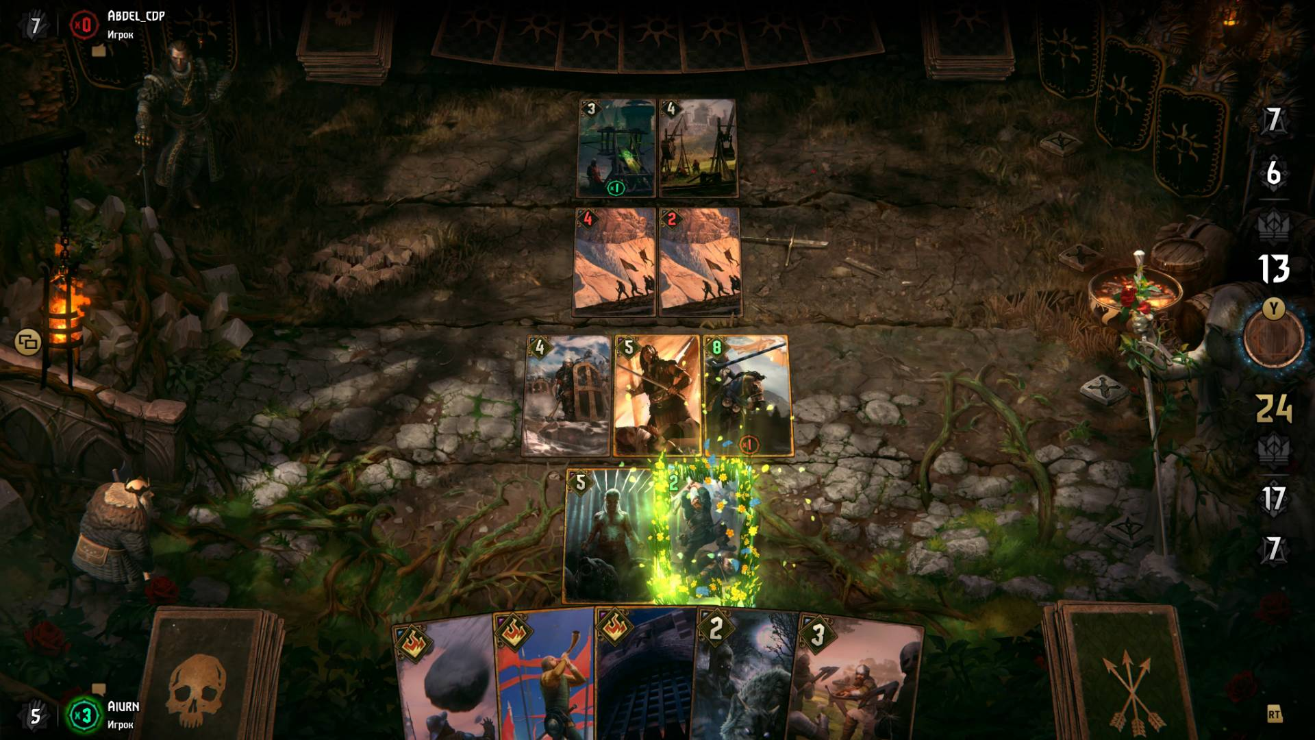 Gwent: Le jeu de cartes Witcher