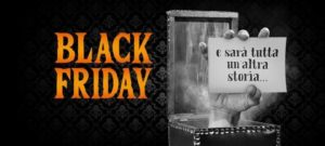 Bannière Black Friday Addams Unieuro