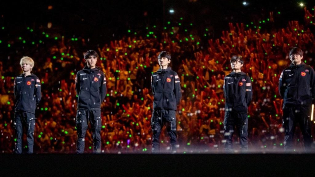 League of Legends, l'équipe chinoise FunPlus Phoenix remporte le titre mondial