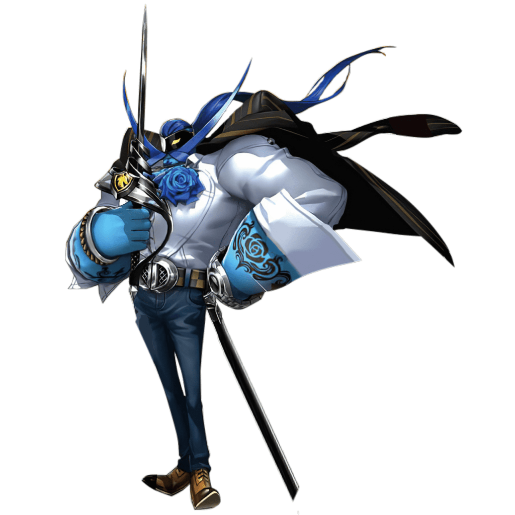 Persona 5 Royal - Diego