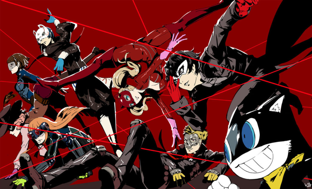 Persona 5 Royal – Le président de Shadow IT Guide