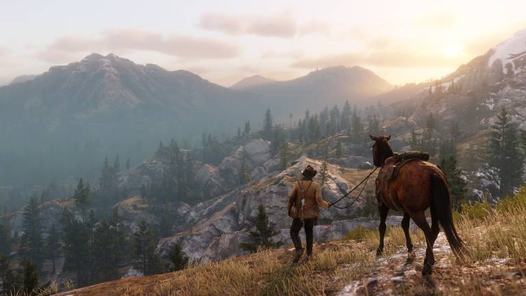 Red Dead Redemption 2: mise à jour PC disponible