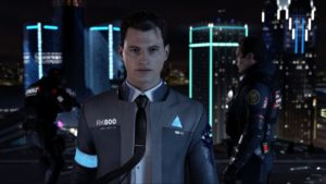 Detroit: Become Human est désormais disponible sur PC via Epic Games Store