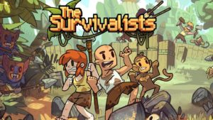 The Survivalists est un titre de survie situé dans l'univers The Escapists
