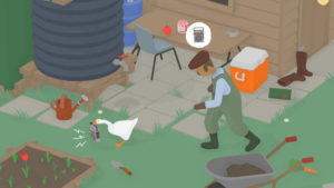 Untitled Goose Game va sortir sur PS4 et Xbox One?