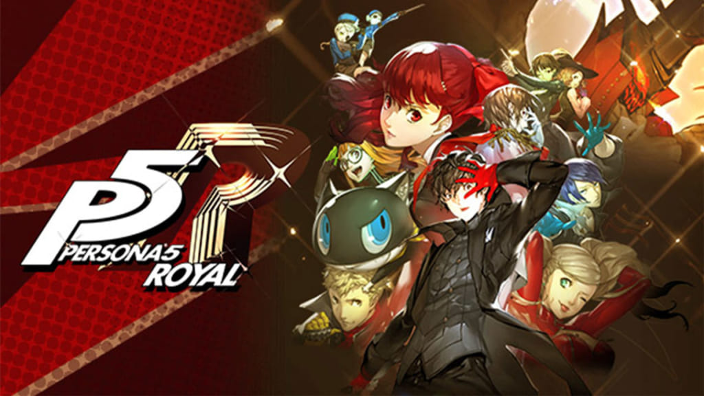 Persona 5 Royal - Présentation et infiltration de P5R World of Qlipoth Guide