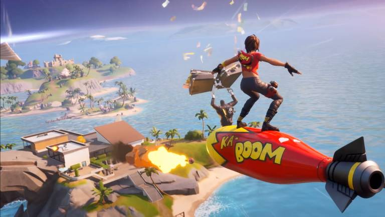 Fortnite: Dr DisRespect se bat toujours contre le titre Epic Games