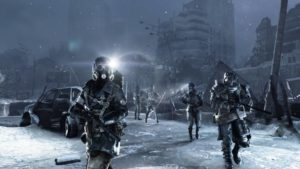 Metro Redux, de nouvelles images de la version Nintendo Switch