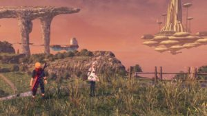 Xenoblade Chronicles Definitive Edition classé en Corée du Sud