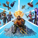 Fortnite Season 3 Aquaman Challenges - Utilisez un Whirlpool