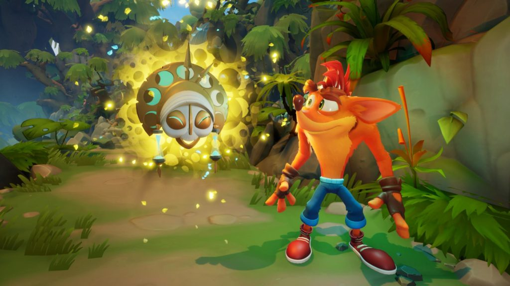 Crash Bandicoot 4: It's About Time vous permet de jouer en tant que Dingodile