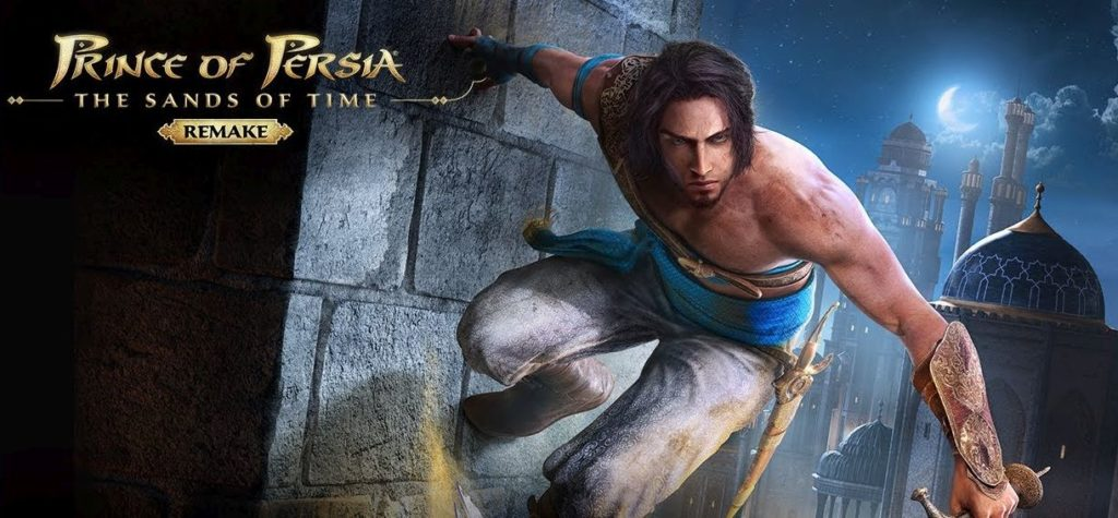 Prince of Persia: The Sands of Time Remake sort en janvier