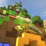 Super Nintendo World arrive sur Minecraft