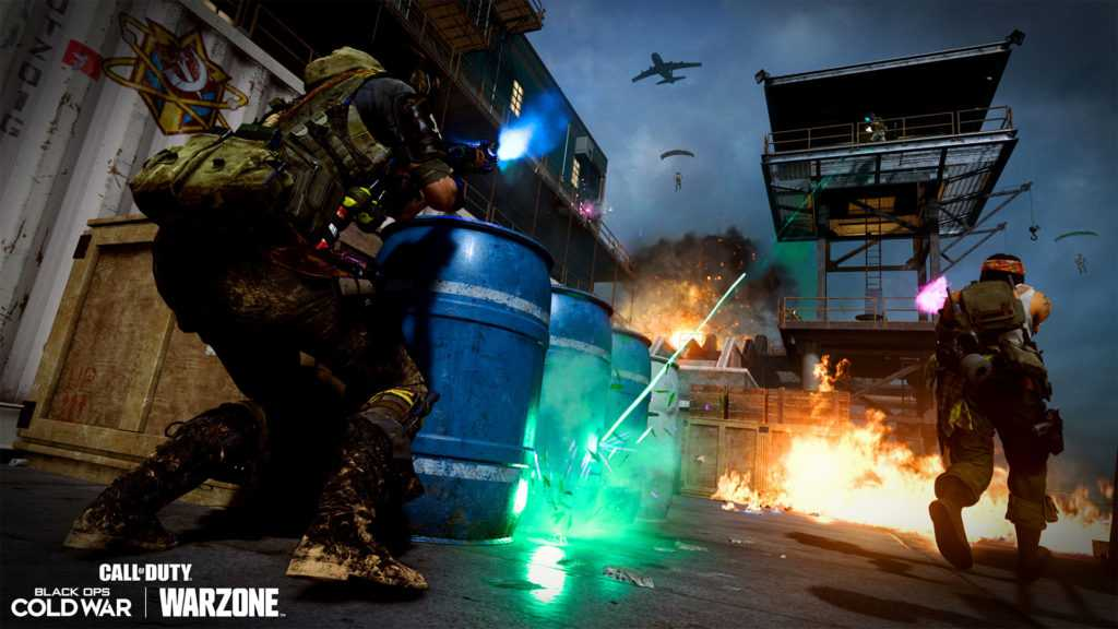 Call of Duty: Warzone |  Qu'est-ce que Rebirth from the Ashes?