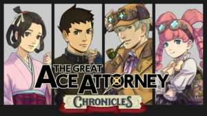 The Great Ace Attorney Chronicles se dirige vers l'ouest en juillet